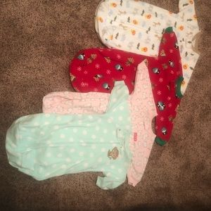 Infant sleepsacks